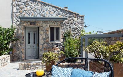 Iliopetra House – Karoumpatika, Corfu