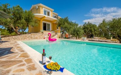 Villa Agnanti – Paxos Island